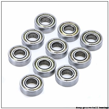 4 mm x 13 mm x 5 mm  SKF W624-2RS1 deep groove ball bearings