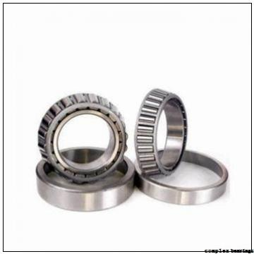 Timken NAXR25TN complex bearings
