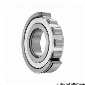 360 mm x 480 mm x 72 mm  NKE NCF2972-V cylindrical roller bearings