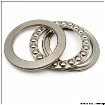 NTN 51168 thrust ball bearings