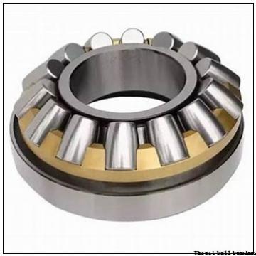360 mm x 560 mm x 41 mm  Timken 29372 thrust roller bearings