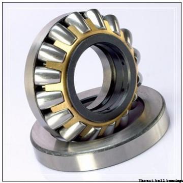 INA AXS0816 thrust roller bearings