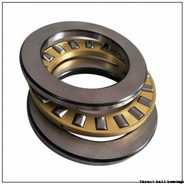 500 mm x 670 mm x 62,5 mm  SKF 292/500 thrust roller bearings