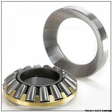 30 mm x 60 mm x 6,25 mm  SKF 89306TN thrust roller bearings