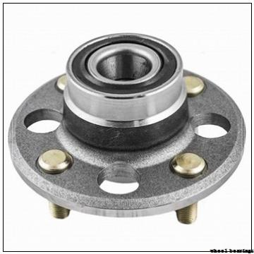 Toyana CX664 wheel bearings