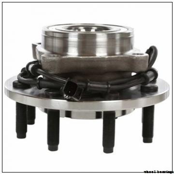 Toyana CX042 wheel bearings