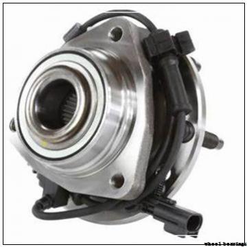 Toyana CX401 wheel bearings