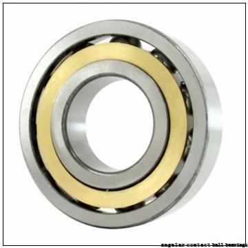 200 mm x 360 mm x 58 mm  ISO 7240 B angular contact ball bearings