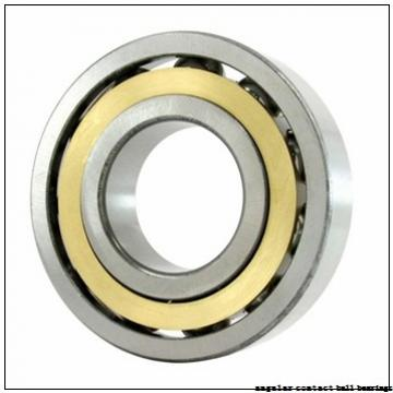 80 mm x 125 mm x 22 mm  KOYO HAR016C angular contact ball bearings
