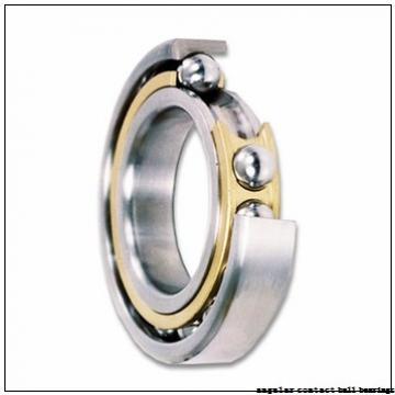 160 mm x 290 mm x 48 mm  NACHI 7232B angular contact ball bearings