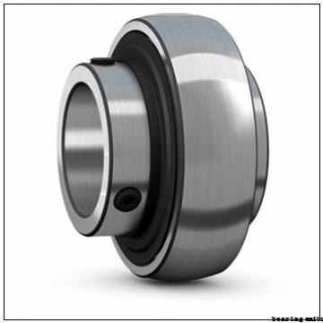65 mm x 165 mm x 73 mm  ISO UKFL215 bearing units