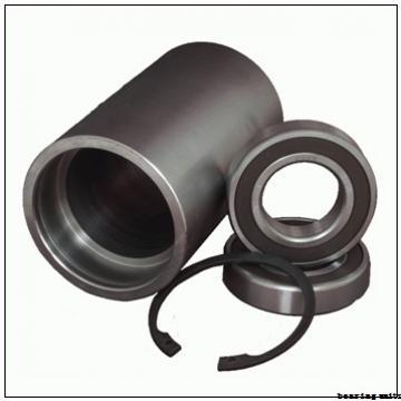 100 mm x 35 mm x 75 mm  NKE RTUEO 100 bearing units