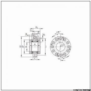Toyana NKX 45 complex bearings