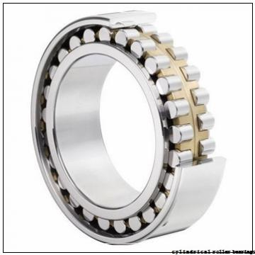 90 mm x 190 mm x 43 mm  NSK NU 318 EM cylindrical roller bearings