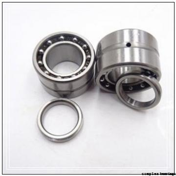 20 mm x 37 mm x 23 mm  ISO NKIA 5904 complex bearings