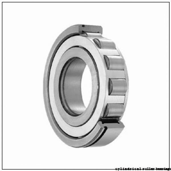 200 mm x 360 mm x 58 mm  NKE NU240-E-M6 cylindrical roller bearings #2 image