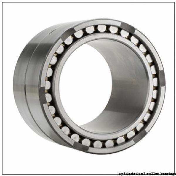 55 mm x 100 mm x 21 mm  NTN NJ211 cylindrical roller bearings #1 image