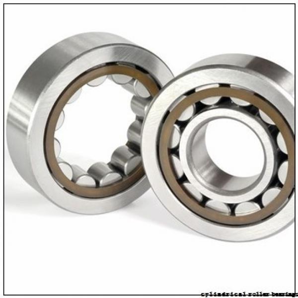 55 mm x 140 mm x 33 mm  NTN NJ411 cylindrical roller bearings #1 image