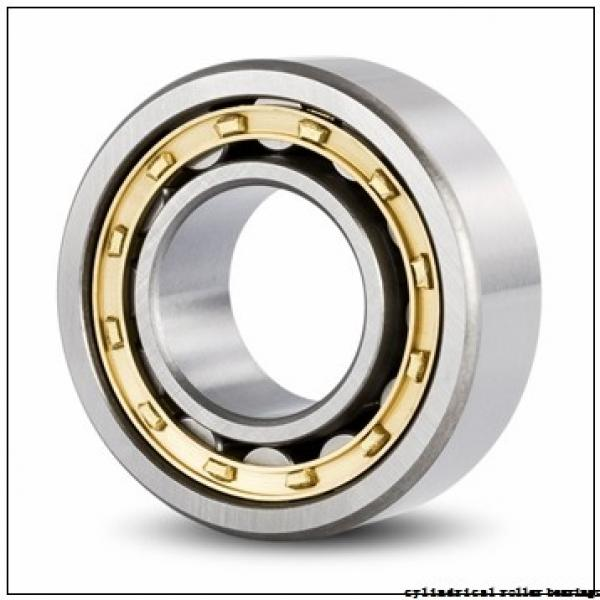 25 mm x 42 mm x 16 mm  ISO NAO25x42x16 cylindrical roller bearings #1 image