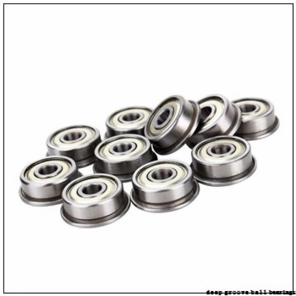 30,6 mm x 72 mm x 19 mm  NACHI 031BC07A2 deep groove ball bearings #2 image