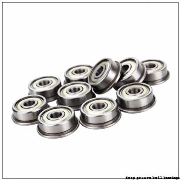 45 mm x 75 mm x 16 mm  ISB SS 6009-ZZ deep groove ball bearings #1 image