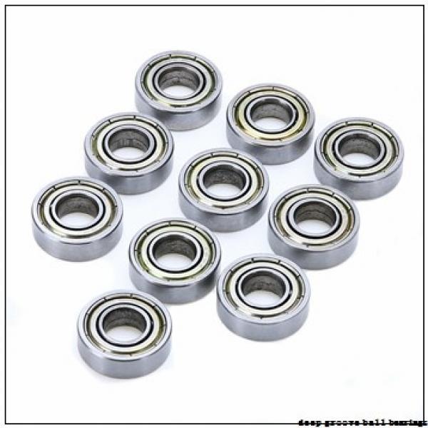 36,5125 mm x 72 mm x 42,86 mm  Timken ER23DD deep groove ball bearings #2 image