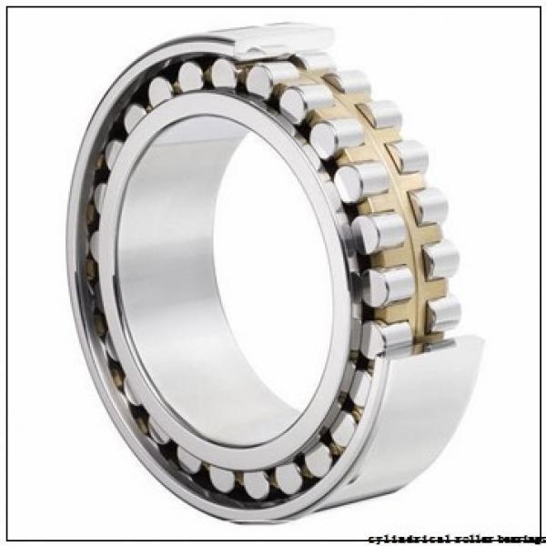 170 mm x 360 mm x 72 mm  NACHI NJ 334 cylindrical roller bearings #1 image